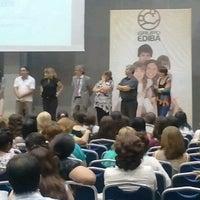 Photo taken at Forum Salon Estrella del Norte by Horacio D. on 3/9/2013