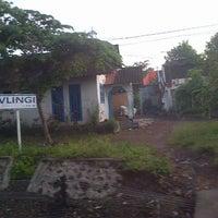 Photo taken at Stasiun Wlingi by Vika T. on 3/29/2013