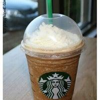 Photo taken at Starbucks by Lyudmila G. on 4/21/2013