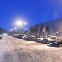 Photo taken at Парковка Hyundai by Anton B. on 3/14/2013