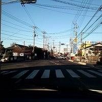 Photo taken at 愛宕山 交差点 by yoshi_rin on 12/4/2012