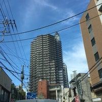 Photo taken at ファルマン通り交差点 by yoshi_rin on 9/20/2017