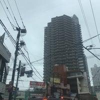 Photo taken at ファルマン通り交差点 by yoshi_rin on 10/16/2017