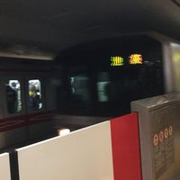 Photo taken at Marunouchi Line Otemachi Station (M18) by yoshi_rin on 3/19/2018