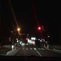 Photo taken at 愛宕山 交差点 by yoshi_rin on 2/20/2017