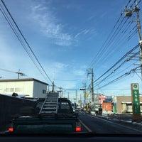 Photo taken at 愛宕山 交差点 by yoshi_rin on 11/24/2016
