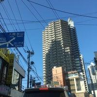 Photo taken at ファルマン通り交差点 by yoshi_rin on 10/25/2017