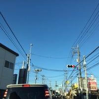 Photo taken at 愛宕山 交差点 by yoshi_rin on 1/9/2017