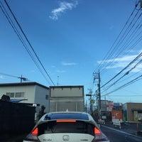 Photo taken at 愛宕山 交差点 by yoshi_rin on 11/21/2016