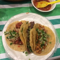 Photo taken at Tacos Paz by Hector E. on 10/11/2017