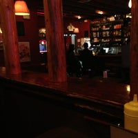 Photo taken at Linda's Tavern by Matthew C. on 2/28/2013