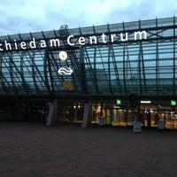 Photo taken at Station Schiedam Centrum by Ednik on 6/22/2013