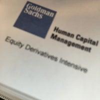 Photo taken at Goldman Sachs by Bilal P. on 2/1/2017