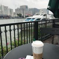 Photo taken at Starbucks by Sutkitrat W. on 4/28/2018