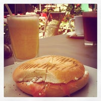 Photo taken at Amici Café by Dionyssia P. on 9/4/2013
