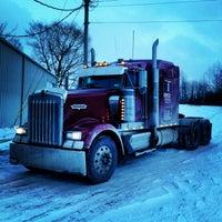 Photo taken at Ryco Trucking LLC by Ryan D. on 3/8/2013