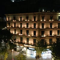Photo taken at Hotel Condes de Barcelona by Valeriy S. on 8/2/2013