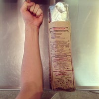 Photo taken at Which Wich Superior Sandwiches by JamesPaul L. on 9/30/2013