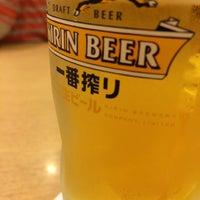 Photo taken at 笹陣 流山店 by Tatsuya K. on 4/29/2014
