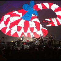 Photo taken at Bayfront Park Amphitheater by Alex d. on 10/8/2012