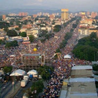 Photo taken at Av Venezuela by Silena M. on 4/12/2013