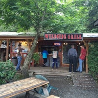 Photo taken at Wildside Grill by Chris B. on 9/26/2014