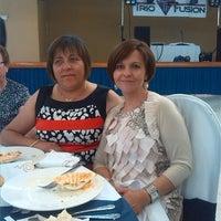 Photo taken at La Masia by Antonio M. on 6/22/2013