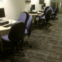 Photo taken at Park Lane Campus Library+ by Samantha G. on 3/8/2013