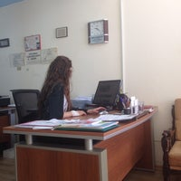 Photo taken at Amcaoglu's office by Yucel A. on 5/15/2014