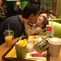 Photo taken at McDonald's by Elena on 4/30/2013