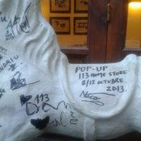 Photo taken at 113 apartamento Popup Store by Mascavalli on 10/9/2013