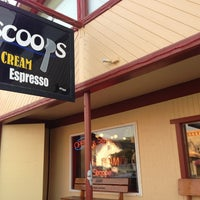 Photo taken at Scoops by Jason W. on 8/19/2013