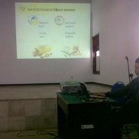 Photo taken at UPT Materia Medica Dinas Kesehatan Provinsi Jawa Timur by Rachma S. on 4/9/2015