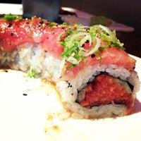 Photo taken at Wa Sushi by Joel L. on 6/10/2013