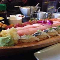 Photo taken at Ki Sushi & Sake Bar by Joel L. on 1/6/2014