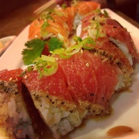Photo taken at Wa Sushi by Joel L. on 9/14/2013