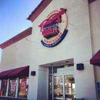 Photo taken at Original Tommy's Hamburgers by Joel L. on 7/17/2013