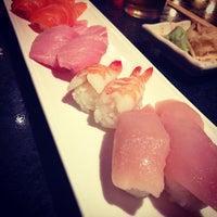 Photo taken at Wa Sushi by Joel L. on 10/15/2013