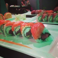 Photo taken at Bluefin Fusion Japanese Restaurant by Joel L. on 7/25/2013