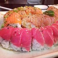 Photo taken at Wa Sushi by Joel L. on 8/27/2013