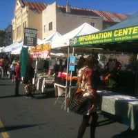 Photo taken at Divisadero Farmers' Market by David F. on 2/3/2013