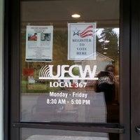 Photo taken at UFCW Local 367 by Bori 2. on 5/20/2013