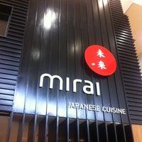 รูปภาพถ่ายที่ Mirai โดย Lilian C. เมื่อ 4/7/2013