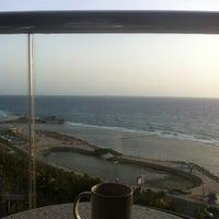 Photo taken at Jeddah Hilton Executive Lounge by Saud on 6/16/2013