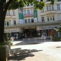 Photo taken at Praça Shopping by Maxson C. on 5/2/2013