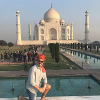 Photo taken at Agra by Ali S. on 12/1/2017
