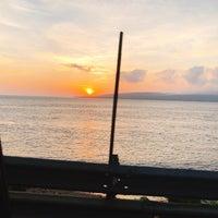Photo taken at Pantai Watudodol by Dyah Peni H. on 10/6/2018