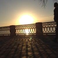 Снимок сделан в Набережная (3-я очередь) пользователем Asiya M. 4/3/2013