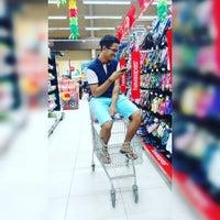 Photo taken at Moranguinho Supermercados Conceito by Juan C. on 8/5/2016