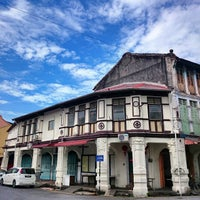 Photo taken at George Town by Ee K. on 12/27/2014